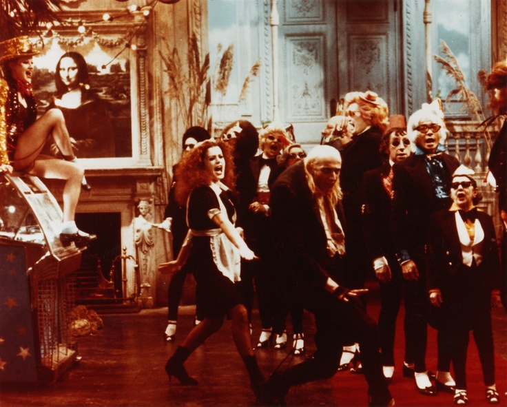 Let's do the time warp AGAIN! | Rocky horror, Rocky horror ...
