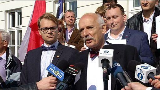 """Kongres Nowej Prawicy: """"ujawnić umowy"""""""