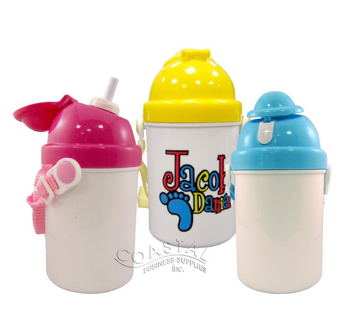 Customize Sippy Cups For The Kiddos Sublimation