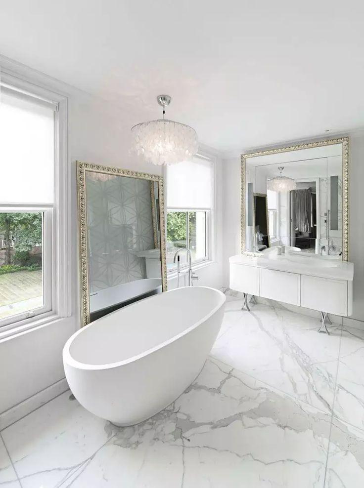 Oltre 25 fantastiche idee su Specchi bagno su Pinterest   Carta da ...