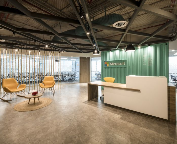 Microsoft Offices Panama City Office Snapshots Office Interior Design Modern Office Design City Office