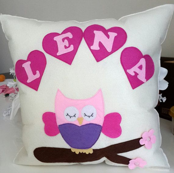 Heart Shaped Pillows by Aysegul on Etsy