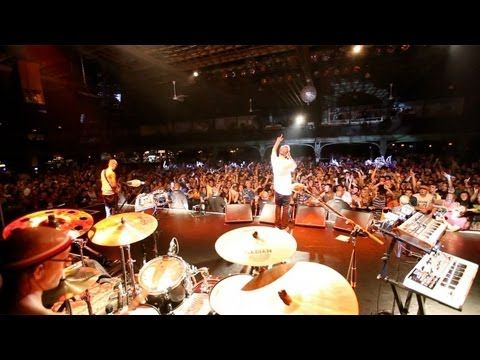 "Matisyahu ""Sunshine"" - 2012 Summer Tour Highlight Video"