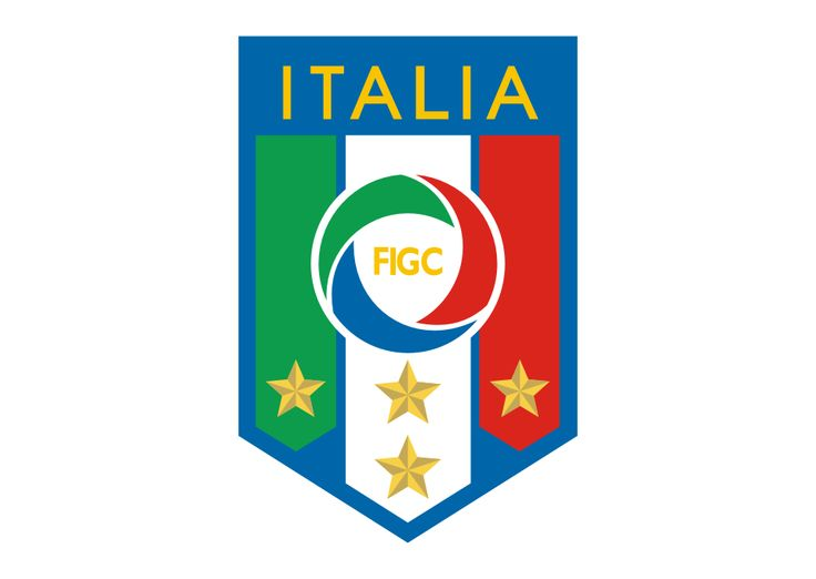 Logo Italy Football Team Vector