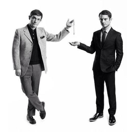 Martin and Elijah