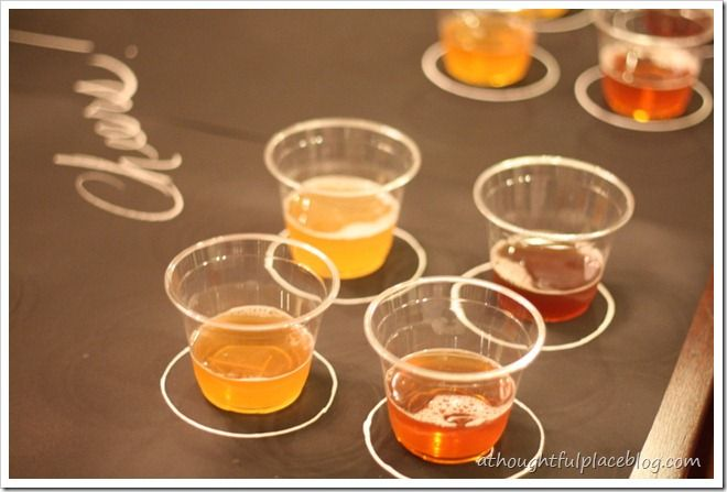 For the beer snobs (like my hubby!)...How about a Beer Tasting Party?