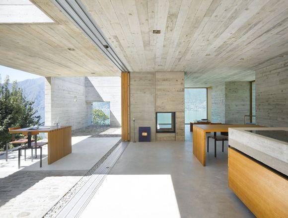 House in S. Abbondio by Wespi De Meuron