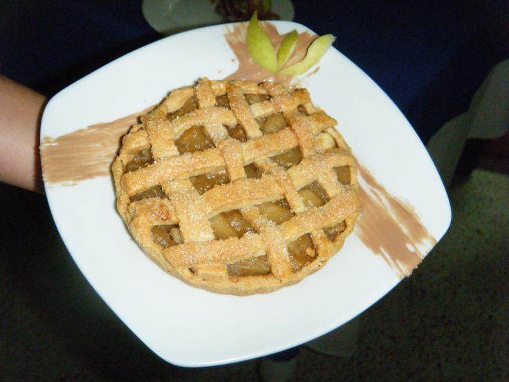 """Tarta de Manzana"""