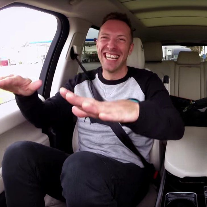 Chris Martin Proves He Has No Idea What the Super Bowl Actually Is in His Hilarious Carpool Karaoke Session