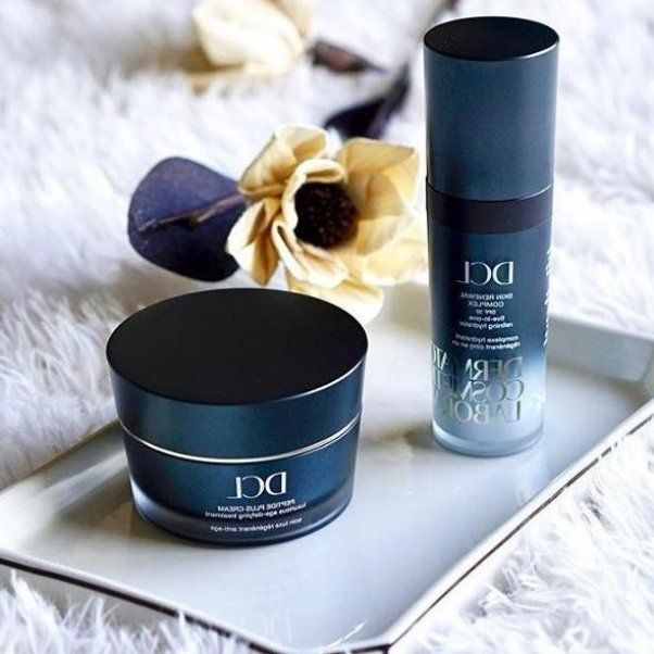 Grace Shares Two Of Her Faves From Her Gifted Dclswitch Skin Care Regimen She Uses The Dcl Peptide Plus Cream During The In 2020 Peptides Wrinkles Skin Care Regimen