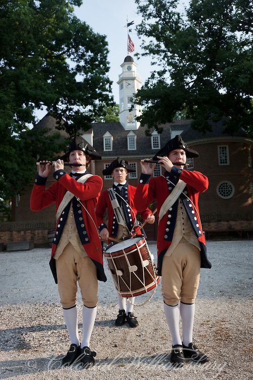 The Fife & Drum Corps