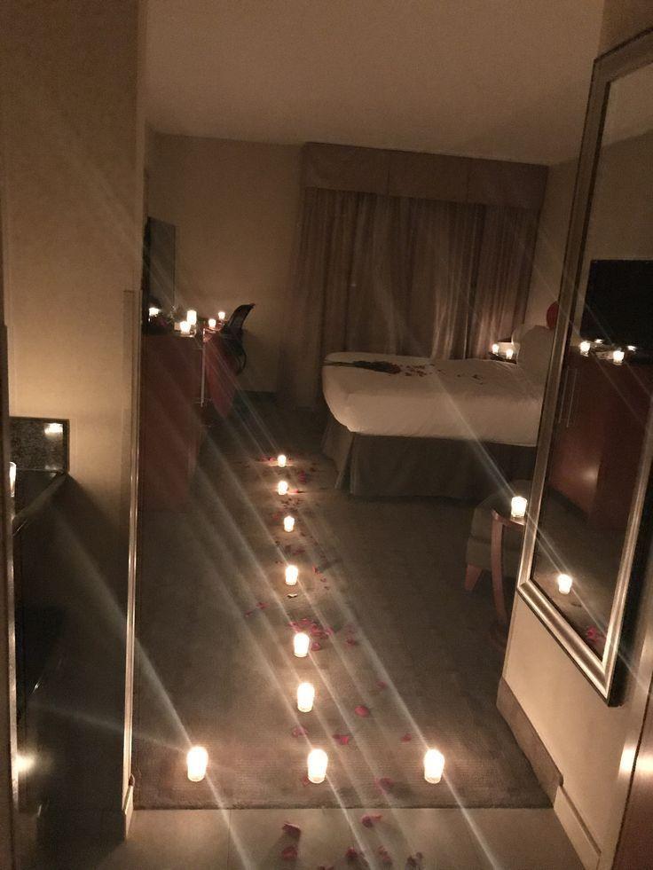 Romantic Hotel Night Romantic Room Decoration Romantic Hotel