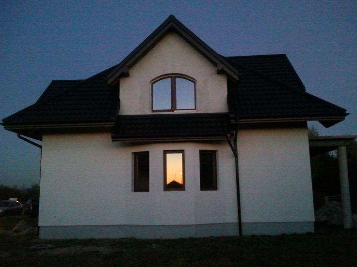 Projekt domu Saga 2