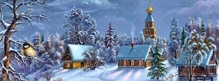 Winter Wonderland Christmas | Vintage winter | Pinterest | Winter ...