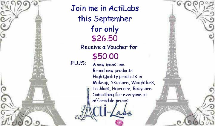 Check us out www.ActiLabswithKathy.com