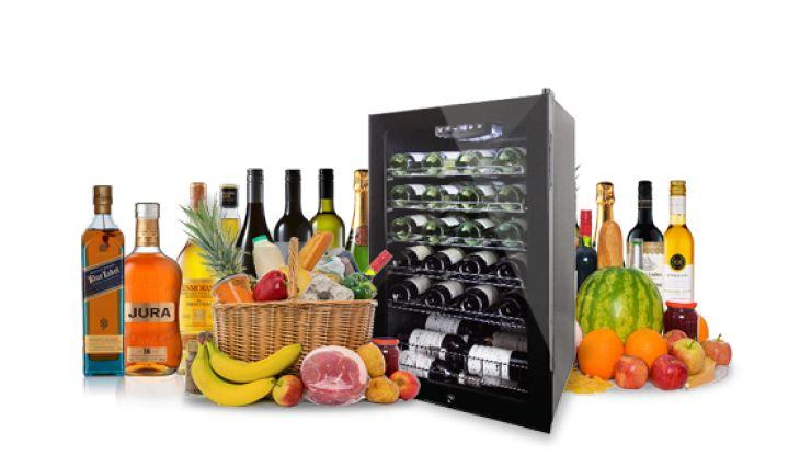 Win Wine Fridges and ALDI Store Vouchers - Compfox