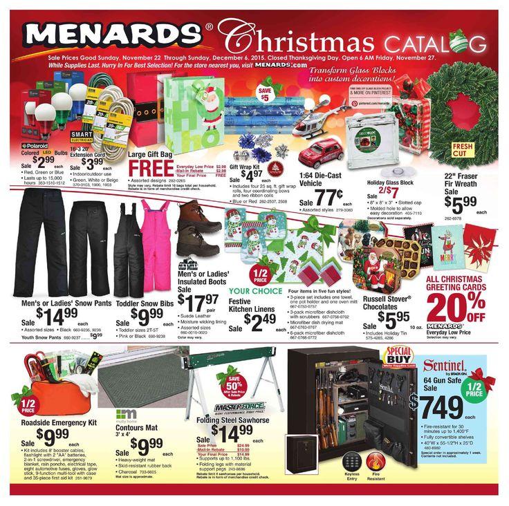 Menards Weekly Ad Mar 15 Mar 21, 2020 Sneak Peek Preview