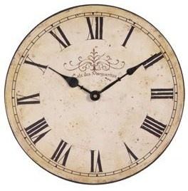 Miniature Printables - Clock Face