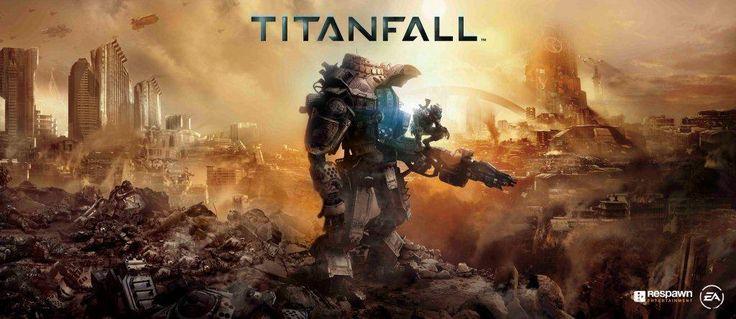 TitanFall Poster Titanfall
