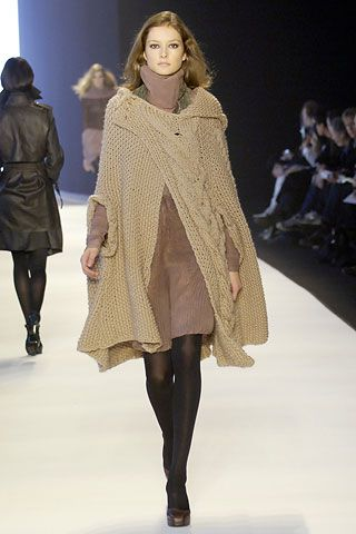 Fall 2006 Ready-to-Wear  Sophia Kokosalaki - Runway