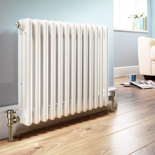 Grace Radiator 789 x 602mm White - Designer Radiators - Radiators -Decorating & Interiors - Wickes £150