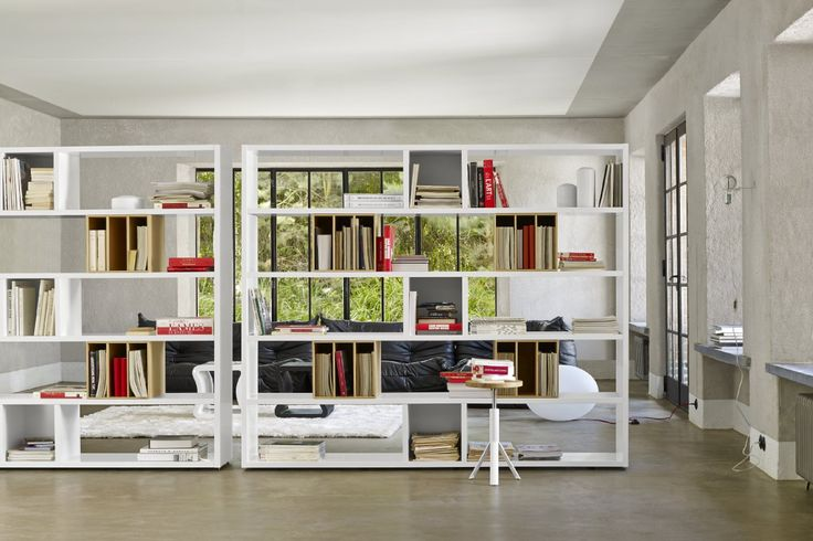 Two et cetera room dividers shown in white et cetera storage solutions pinterest - Opaque room divider ...