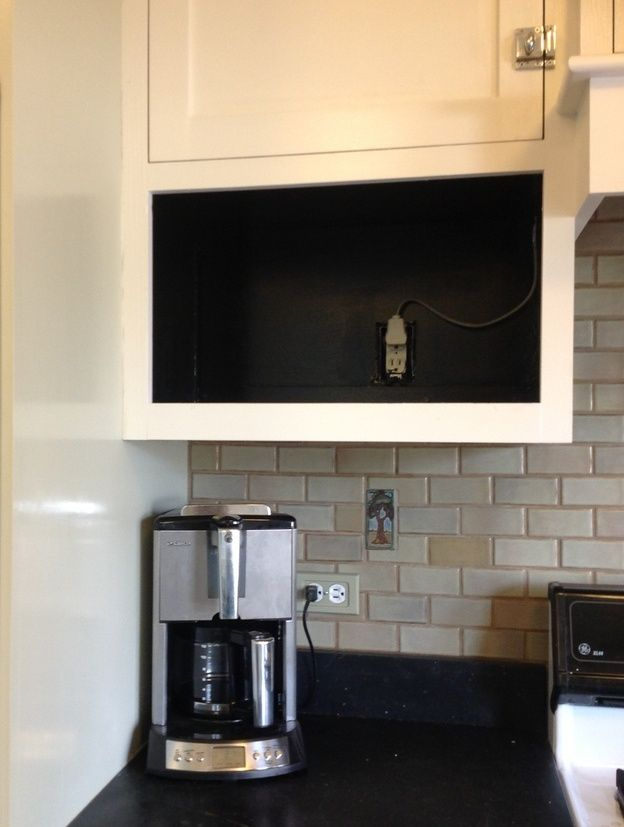 10 Best Microwave Cabinet Ideas Images On Pinterest Cabinet Ideas Microwave Cabinet And Kitchens