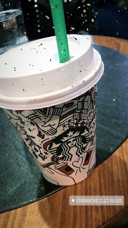 Starbucks Cluj România coffee