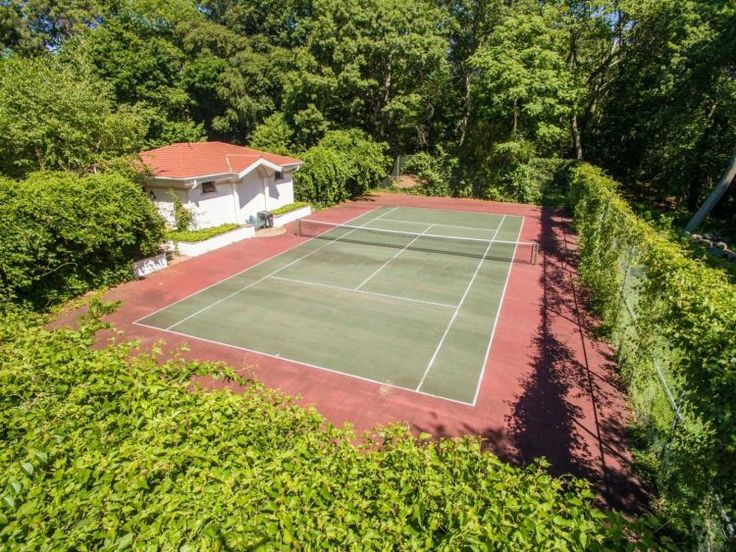 Best 25 Backyard Tennis Court Ideas On Pinterest