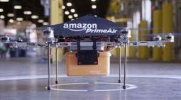 Amazon userà Droni per le consegne a Domicilio