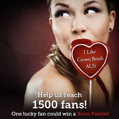 help us reach 1500 fans