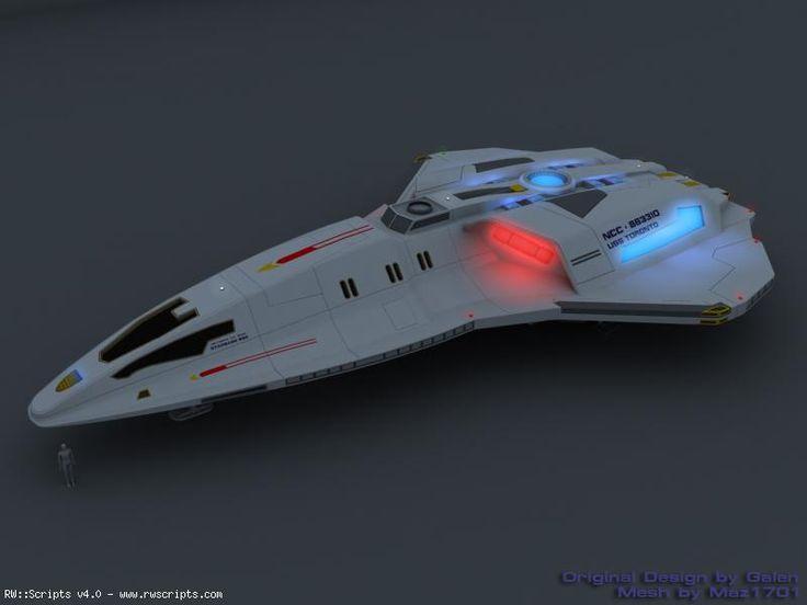 Arrow-class attack shuttle
