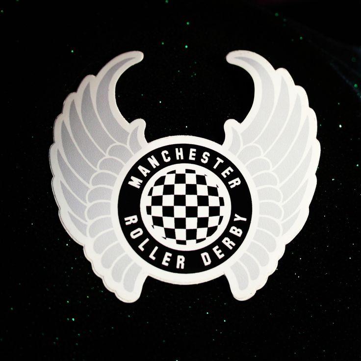 MRD stickers £1