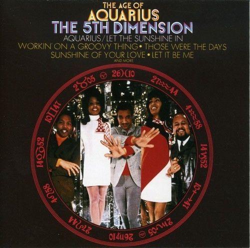 The 5Th Dimension, Fifth Dimension - Age Of Aquarius [Cd] Rmst