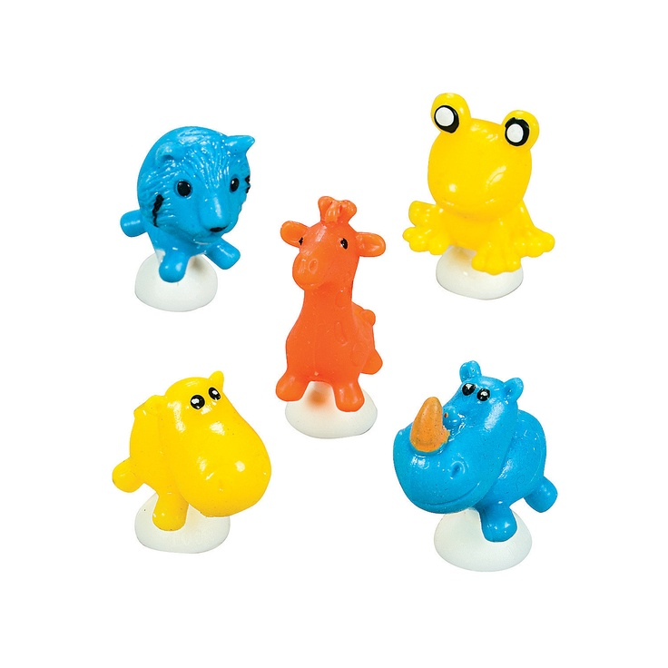 Stikeez™ Jungle Characters - OrientalTrading.com