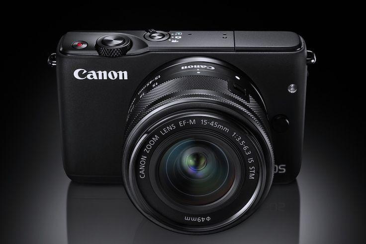 Canon EOS M10, la qualité reflex dans un boîtier compact - http://www.leshommesmodernes.com/canon-eos-m10/