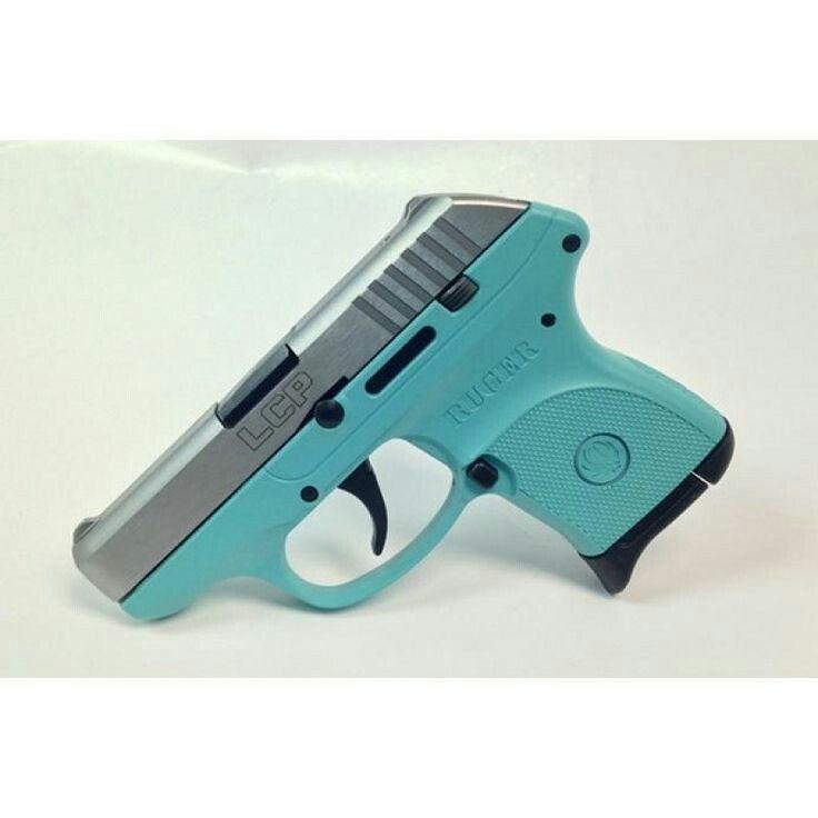 Ruger .380 chrome slide
