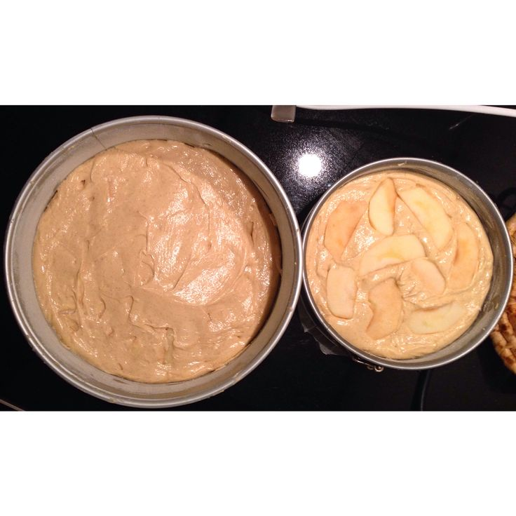 Koopmans boerencake met appel en kaneel
