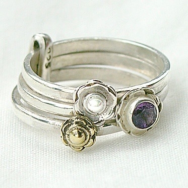"""Charita"" Ring from Cahoia"
