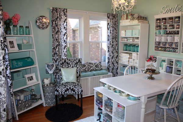 Coolest craft room ever!