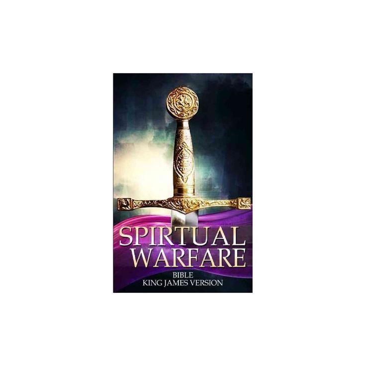 Spiritual Warfare Bible : King James Version (Paperback) (Edward Johnson)