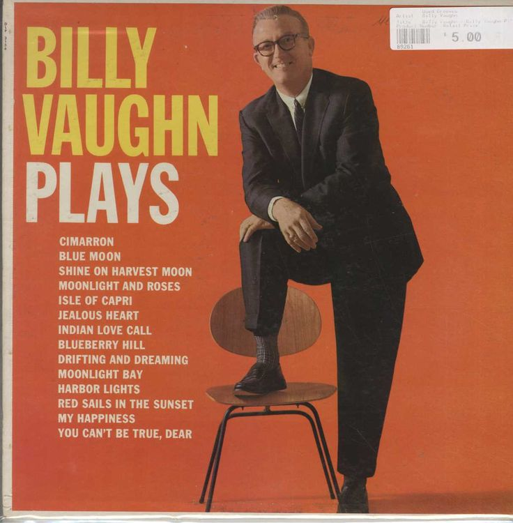 Billy Vaughn - Billy Vaughn Plays
