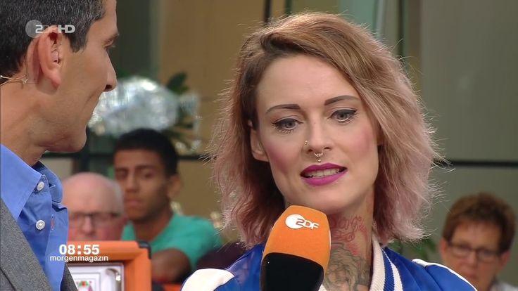Jennifer Rostock – Irgendwas ist immer – Hengstin 【ZDF–Morgenmagazin – s...