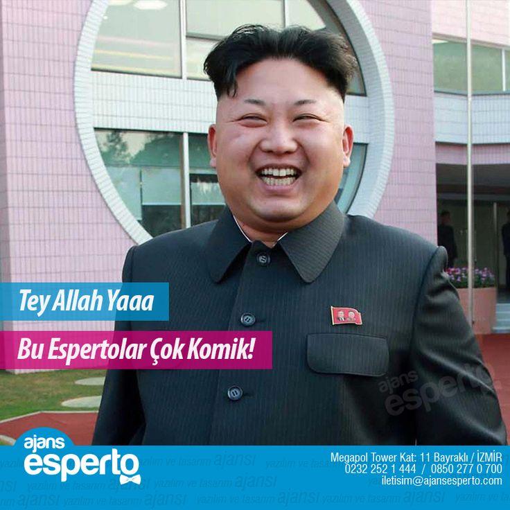Yaptığımız esprileri duyan Kim Jong Un'dan bize övgüler yağıyor!