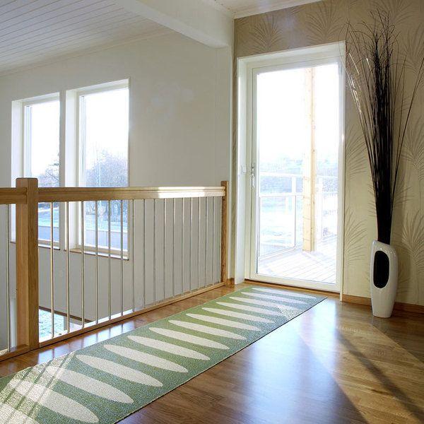 ELLA - Tapis de couloir Pappelina - LAPADD - Imputrescible, pour le balcon.