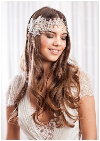 Jannie Baltzer 2012 couture headpiece collection