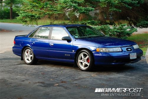 Shota15's 1995 Ford Taurus SHO - BIMMERPOST Garage