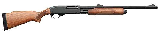 "Manufacturer: Remington Description: Remington 870 Express Deer, 12 Gauge, 20"" Fully Rifled Barrel with Rifle Sight"
