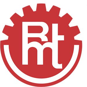 Rajesh Machine Tools Logo
