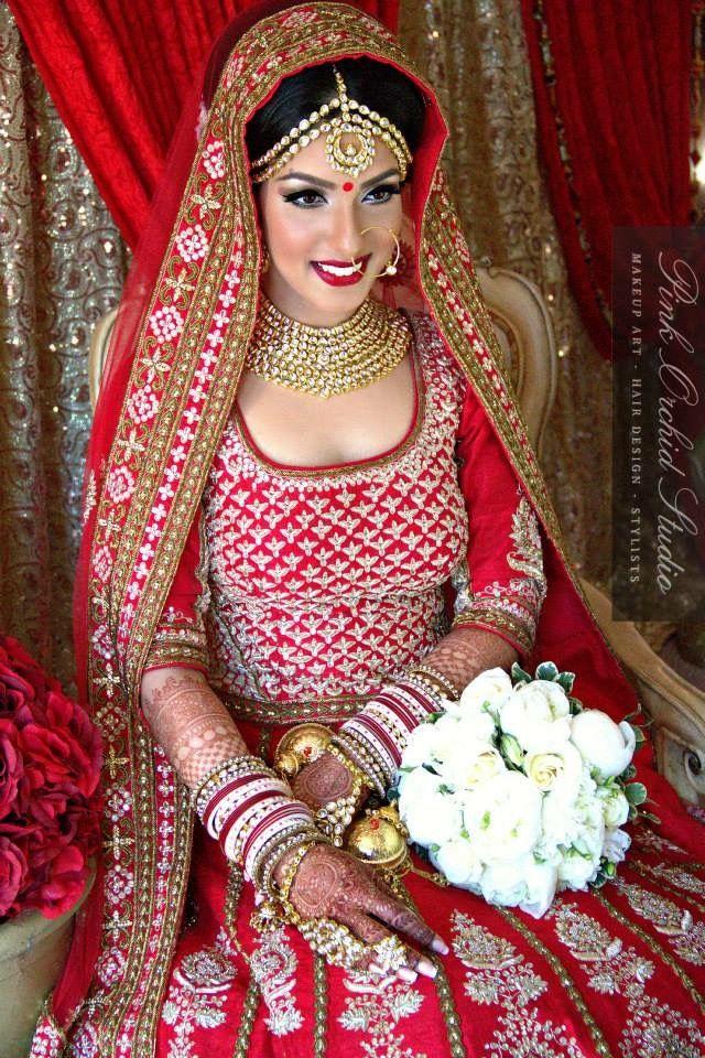 Indian bride.                                                                                                                                                      More